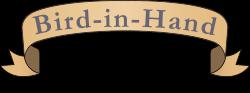 Bird-in-Hand Bake Shop old logo